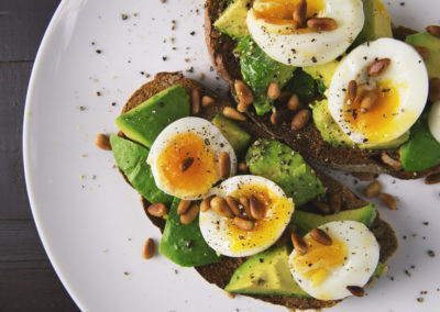 Cuisine créative saine et gourmande