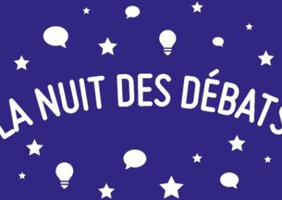 Nuit des débats : Ces héroïnes du quotidien, 24 mars à 18 h 30