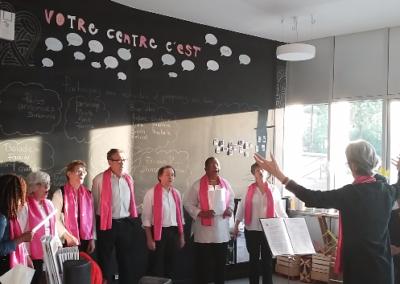 Chorale du centre Rosa-Parks