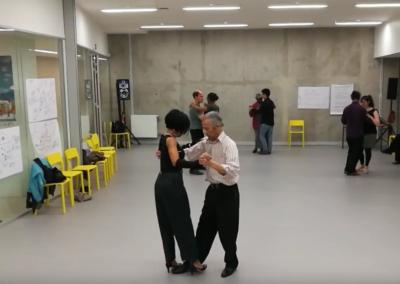 Après-midi tango, valse argentine et milonga