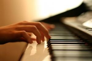 Initiation au piano