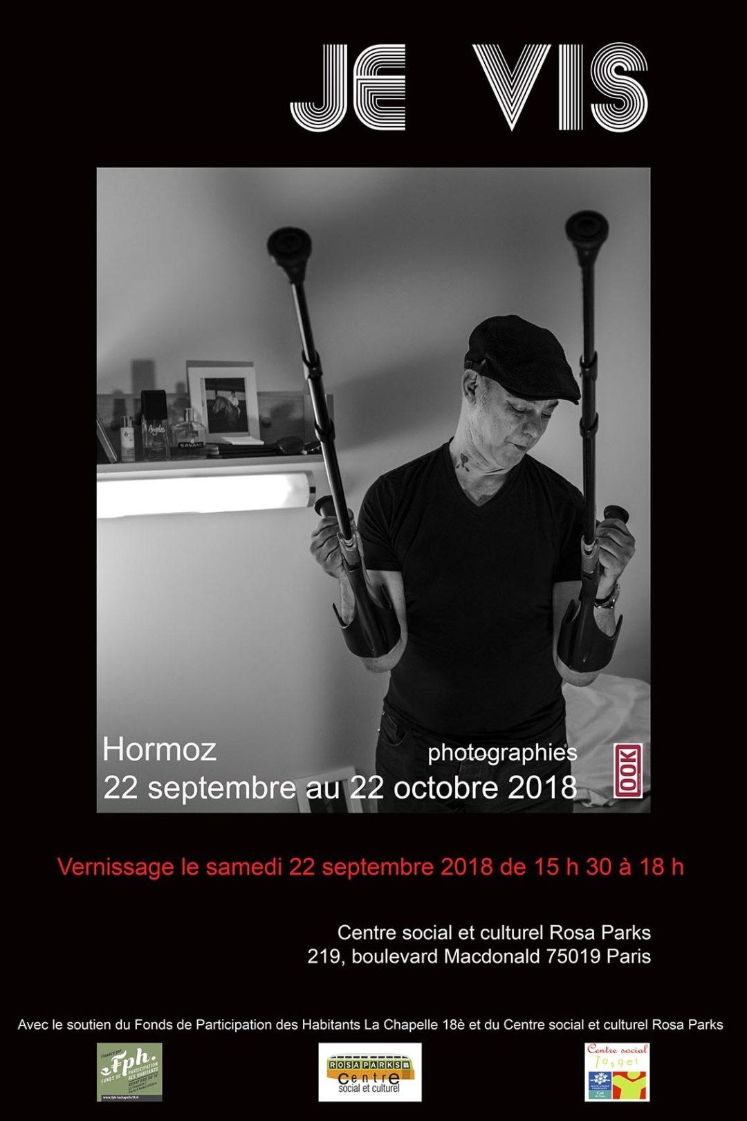 «Je vis» Exposition d' Hormoz