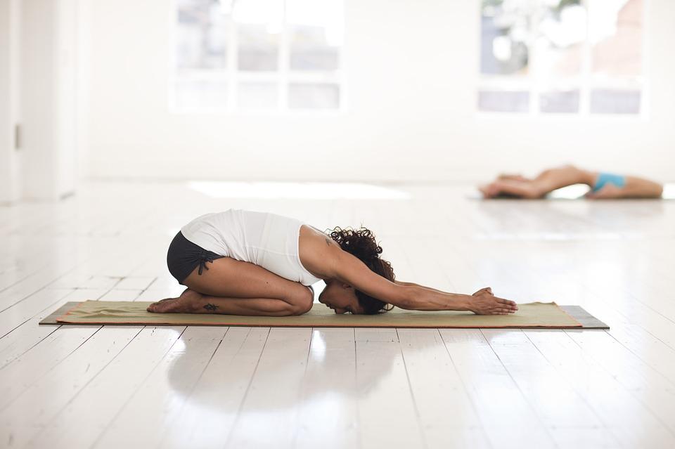 Nouveauté au centre Rosa-Parks ! Séances de yoga