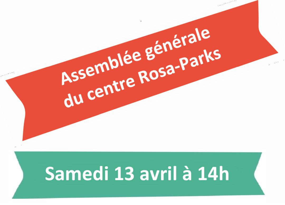 L'assemblée générale du centre social et culturel Rosa-Parks