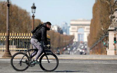 Le vélo, moyen de déplacement pour lutter contre le Covid #BonsPlans