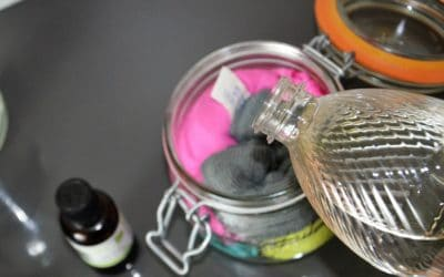 Fabriquez des lingettes réutilisables