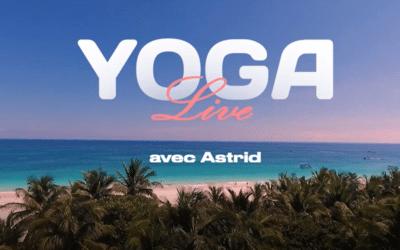 Yoga avec Astrid #1