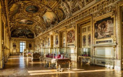 Visite virtuelle des musées parisiens