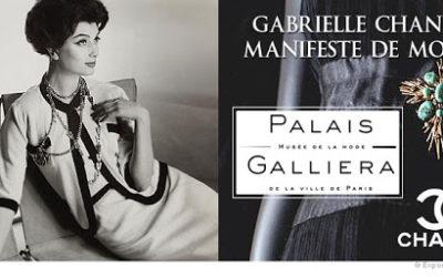 Visite virtuelle de l'exposition  «Gabrielle Chanel, manifeste de mode»