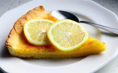 Recette du flan au citron et à l'orange de Baya